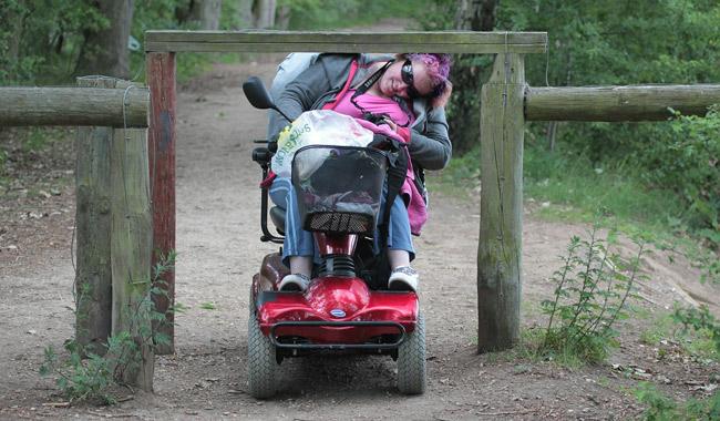 Europeisk tilgjengelighetslov for funksjonshemmede