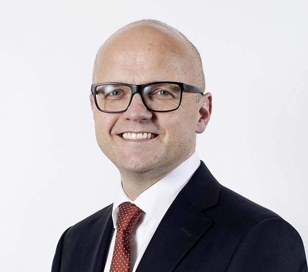 Europaminister Vidar Helgesen.